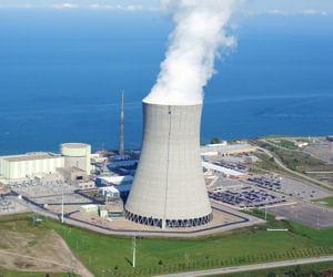 une centrale nucléaire de constellation energy.