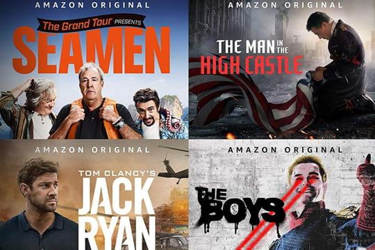 Amazon Prime Video: le prix, le catalogue et les nouveautés...