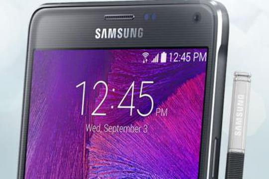 Samsung dévoile le Note 4 et le Note Edge