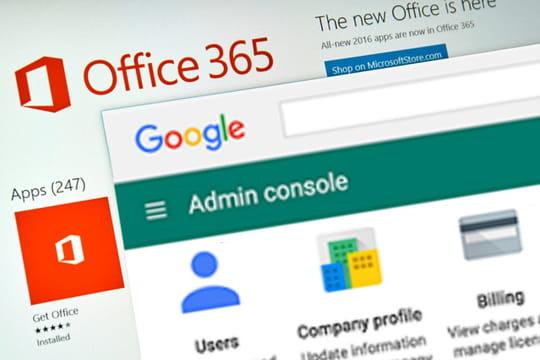 Office 365vs G Suite: le match des content collaboration platform