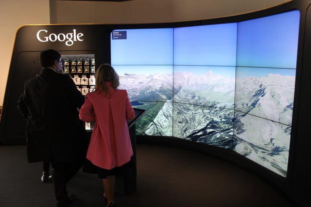 Google Maps en 3D pour se balader virtuellement dans le monde