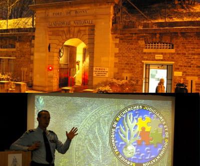 l'institut de recherche criminel de la gendarmerie nationale regroupe l'ensemble