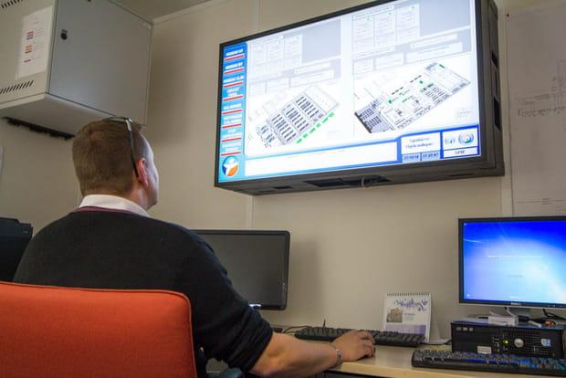 Une cellule de supervision qui contrôle tout