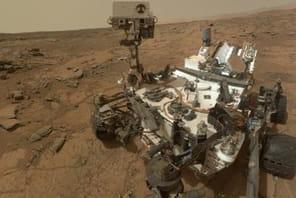 Mars: le rover Curiosity en proie à un nouveau bug informatique