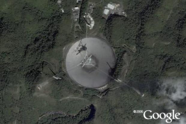 Radiotélescope d'Arecibo