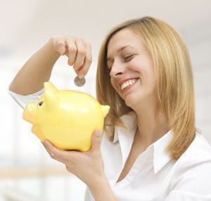 si jamais l'entreprise a des difficultés financières, vous pouvez le savoir.