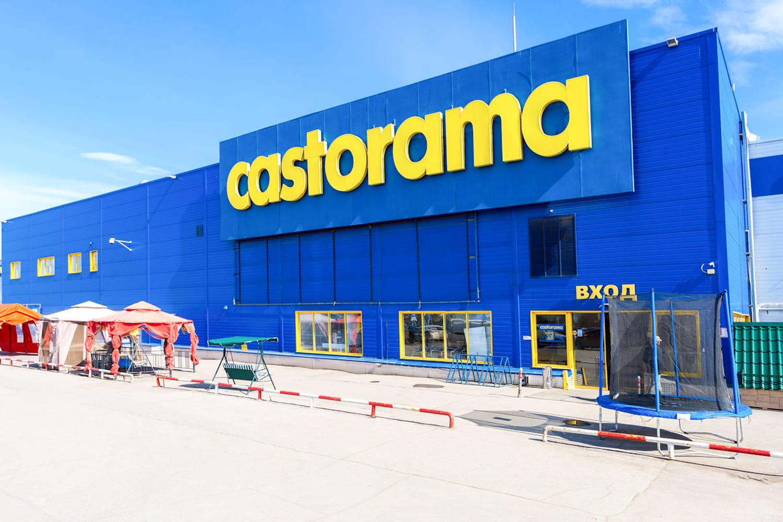 Lettre de résiliation carte Castorama