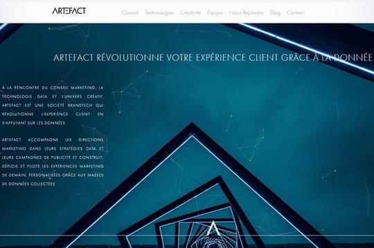 Les conseils big data d'Artefact, la pépite française du martech