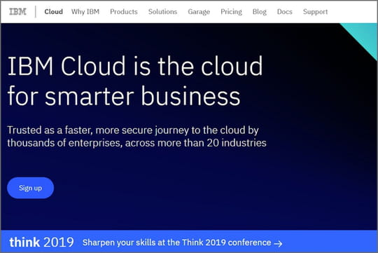 Pourquoi IBM fait le pari du multicloud