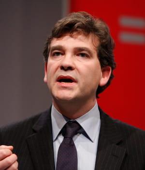 arnaud montebourg, ancien ministre de l'economie, du redressement productif et