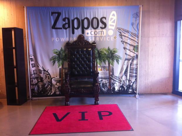 Les Zappos Tours : une promotion de l'entreprise