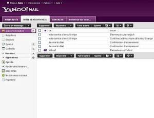 webmail de yahoo