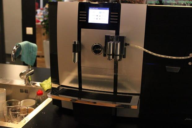Pas de start-up sans machine à café