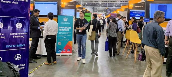 Cinqstart-up repérées par le JDN au Singapore Fintech Festival