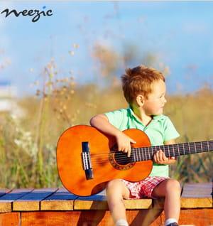weezic permet d'apprendre la musique plus facilement.