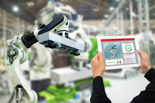 Industrie 4.0: définition et mise en œuvre de l'usine connectée