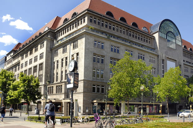 Le Kaufhaus des Westens de Berlin