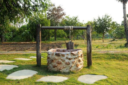 Construire un puits: les règles à respecter