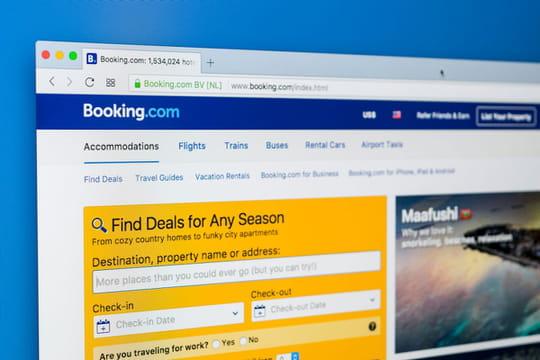 Lettre de réclamation à Booking