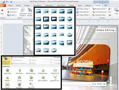 les nouveaux outils de modification des photos et des vidéos