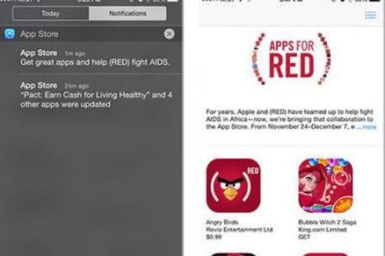 Push notifications : Apple refuse aux Apps ce qu'il s'accorde lui-même