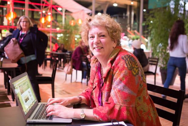 Debbie Campbell, une senior nomade