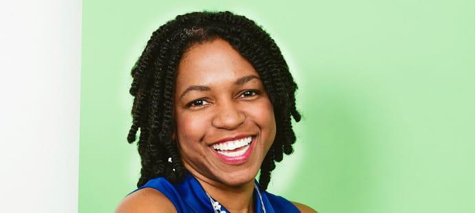 """Stacy Brown-Philpot (CEO de TaskRabbit):""""Paris devrait être le prochain marché de TaskRabbit en Europe"""""""