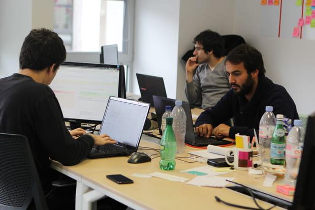 Start-up internationales