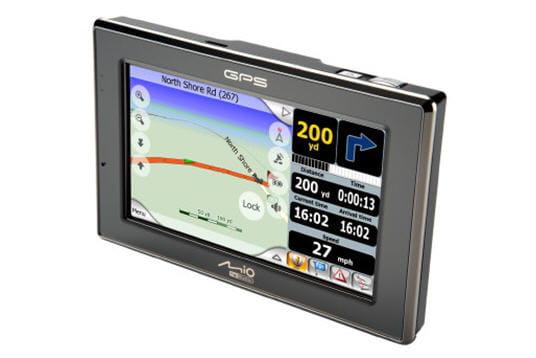 GPS instantané