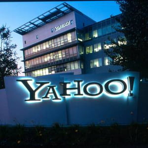 le siège de yahoo, en californie.