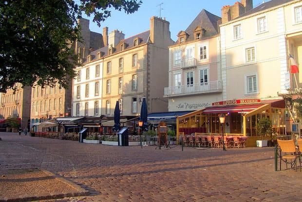 8e : Saint-Malo (Ille-et-Vilaine), 37,7 mètres carrés de pouvoir d'achat