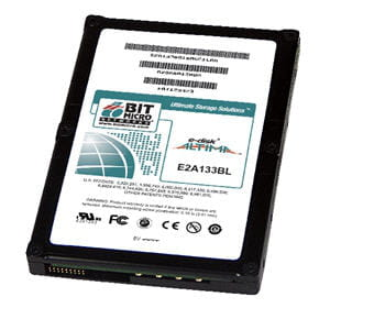 un disque dur ssd de la gamme de bitmicro networks