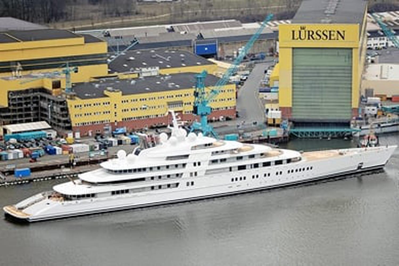 Le yacht le plus cher du monde