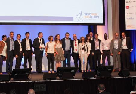 Découvrez le palmarès des Trophées 2017d'EuroCloud France