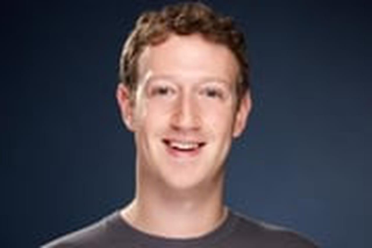 Mark Zuckerberg devient la 3ème fortune mondiale avec 81,6 milliards — Facebook