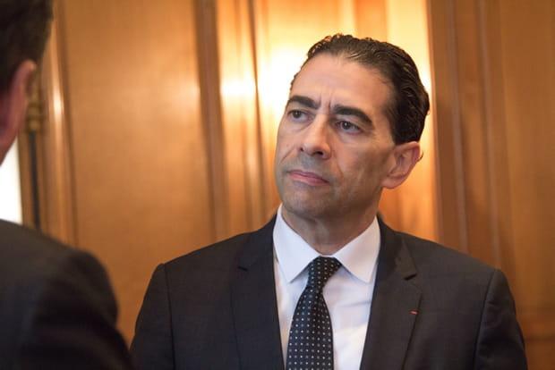 Gérald Karsenti, PDG France de HP