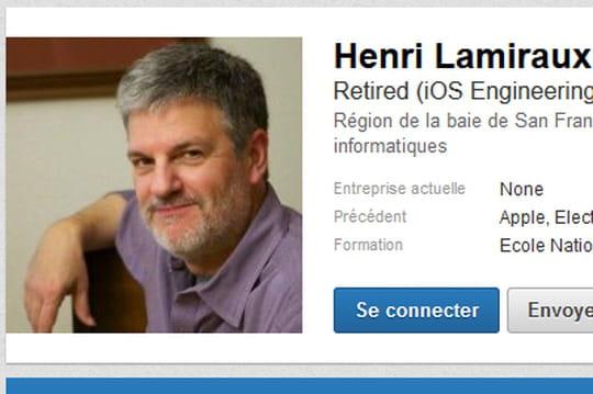 iOS : le français Henri Lamiraux quitte Apple