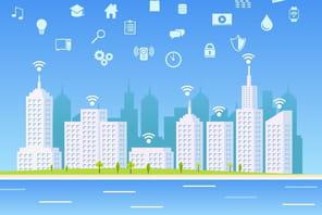 Les smart cities les plus avancées en France, selon Xerfi