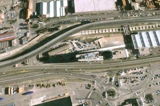 Marseille avant la tour CMA-CGM...