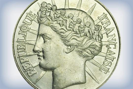 Ces pièces en francs qui valent de l'argent