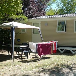les bungalows se sont arrachés cette saison.