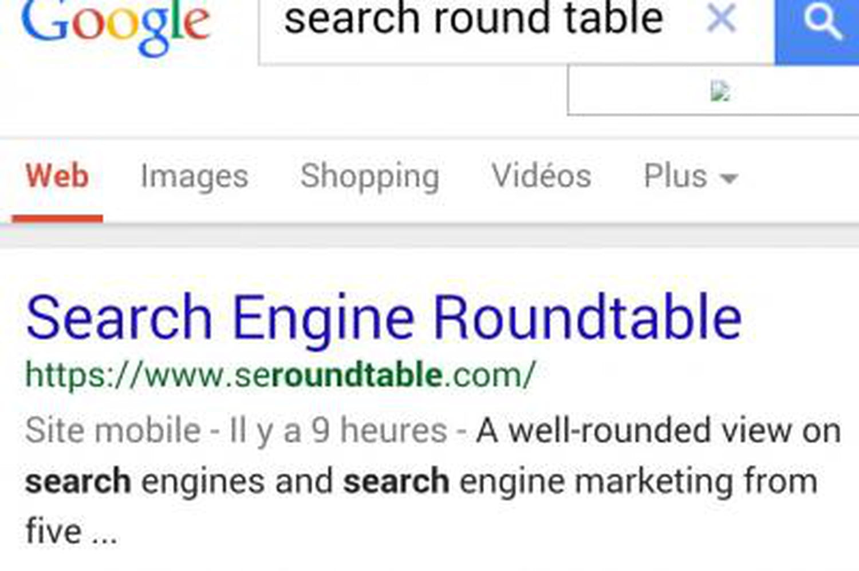 """SEO: le label """"site mobile"""" de Google est arrivé en France"""