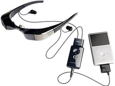 lunettes de vision virtuelles