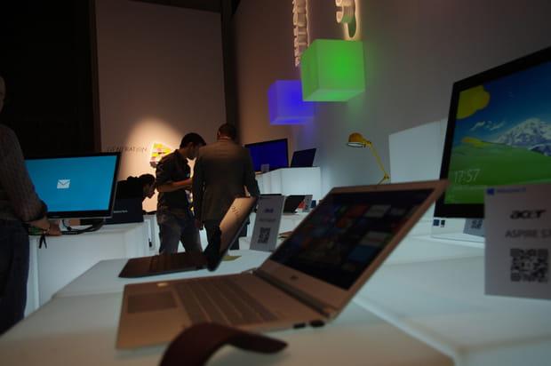 Les terminaux certifiés Windows 8