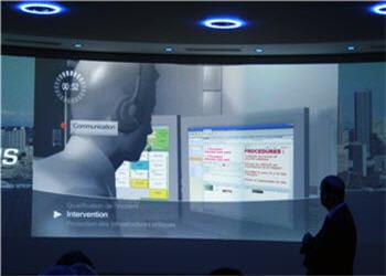 des systèmes de sécurité et de sureté combinant technologies de surveillance