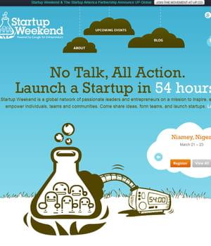36% des start-up issues de start-up week-end sont encore actives trois mois