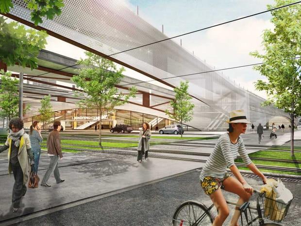 Meilleure infrastructure (futur projet)