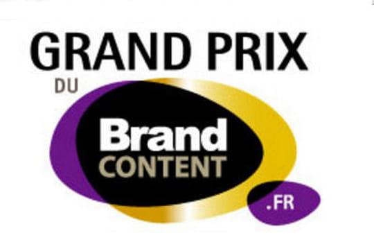Le Grand Prix du Brand Content aura lieu le mardi 12avril 2016