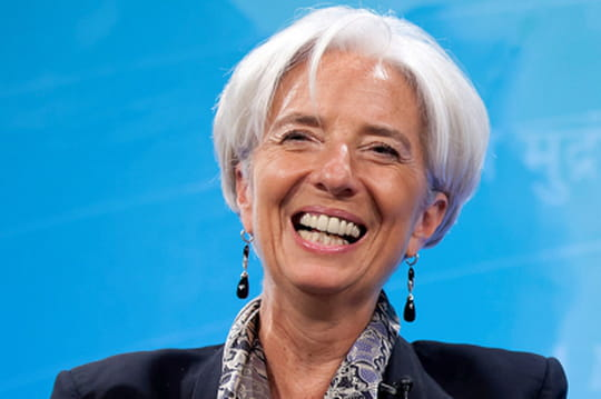 Christine Lagarde, serial gaffeuse