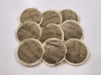 un euro = neuf dosettes de café senseo